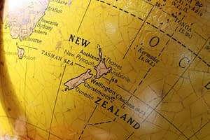 NZ map - Insurance and Mortgage Advisor Rosedale Auckland